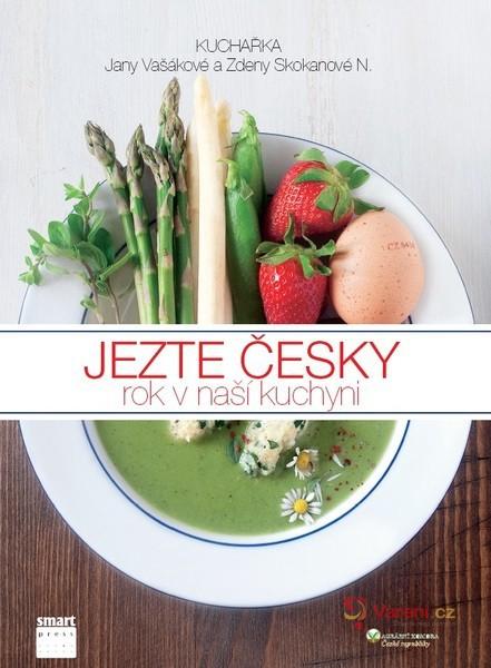 Výsledky soutěže o knihu Jezte česky - rok v naší kuchyni
