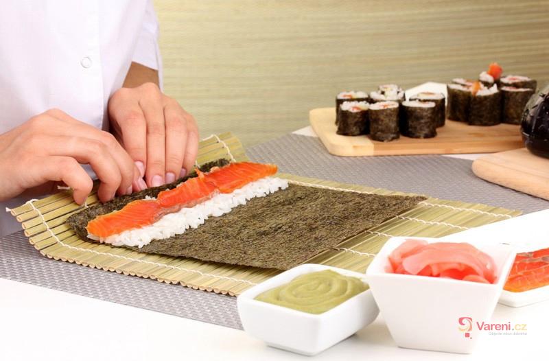 Výsledky soutěže o kurzy japonské kuchyně a sushi