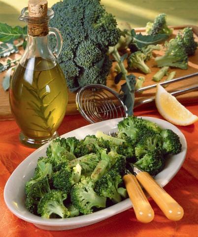 Příprava zeleniny