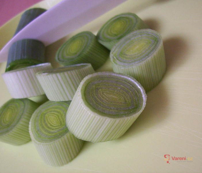 Praktické rady k čištění a krájení zeleniny