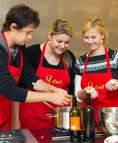 Výsledky soutěže se školou vaření Chefparade.cz