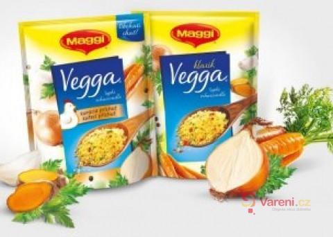 Recepty s MAGGI Vegga