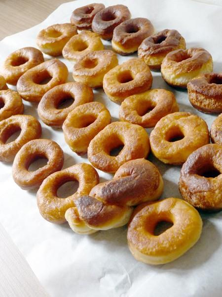 Donuty z domácí pekárny krok za krokem