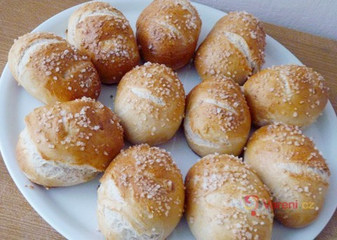 Recept na dalamánky z domácí pekárny krok za krokem