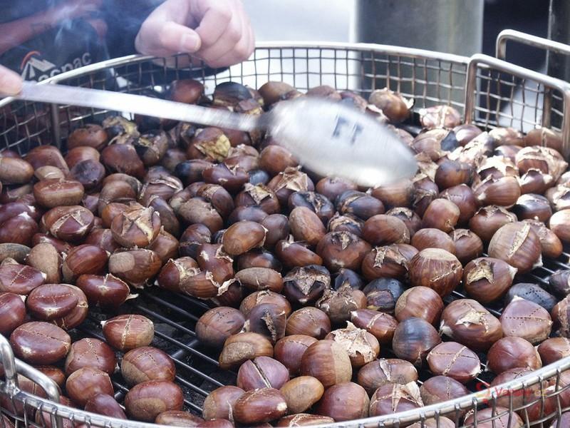 Jedlé kaštany: Podzimní pochoutka v receptech