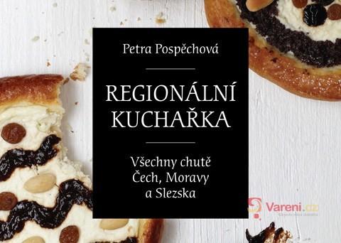 Výsledky soutěže o knihu Regionální kuchařka - Všechny chutě Čech, Moravy a Slezska