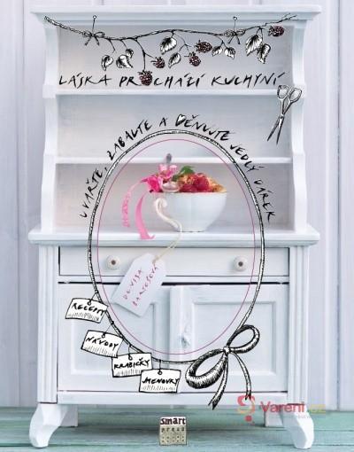 Výsledky soutěže o knihu Láska prochází kuchyní
