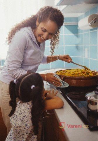 Vaříme s dětmi