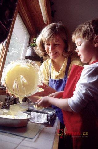 Jak může dopadnout vaření s dětmi