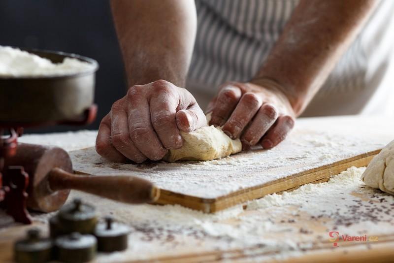 Recept na domácí těstoviny - fleky krok za krokem