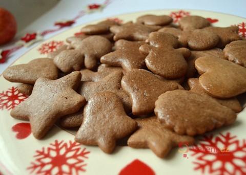 Recept na vánoční perníčky krok za krokem