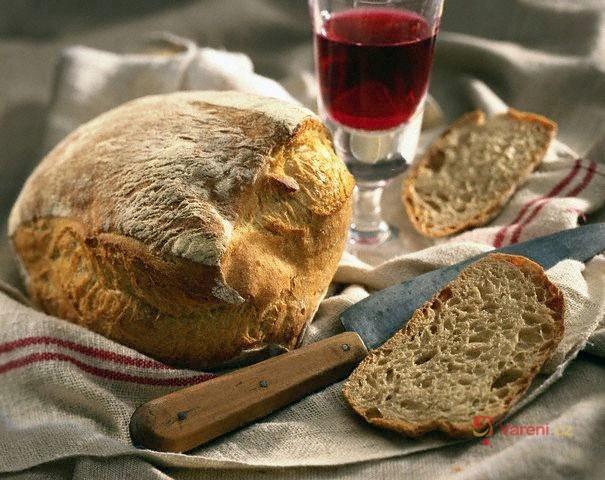Chléb a jeho historie