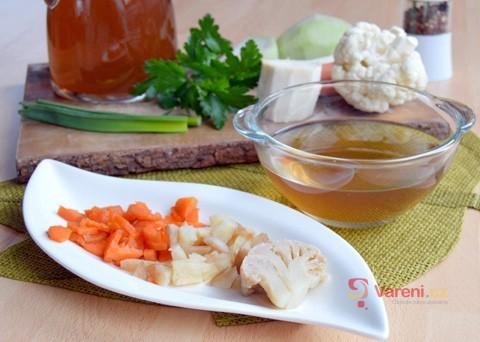 Recept na domácí zeleninový vývar krok za krokem