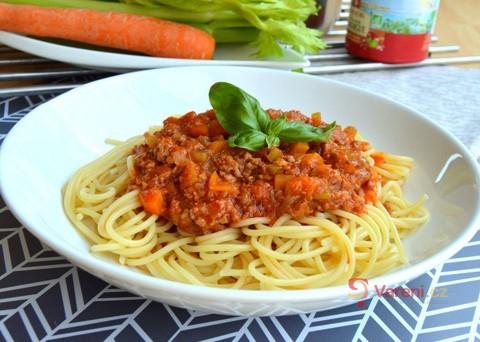 Tímto obědem potěšíte celou rodinu: Výborné boloňské špagety krok za krokem