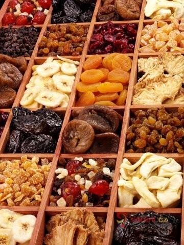 Desatero rad k sušení ovoce, zeleniny i hub