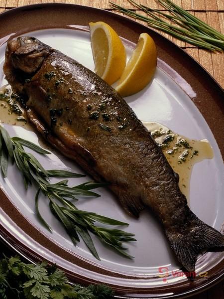 Nakládání a marinování ryb