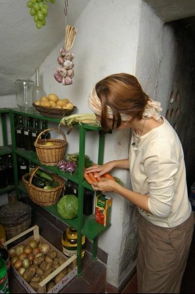 Skladujeme ovoce a zeleninu