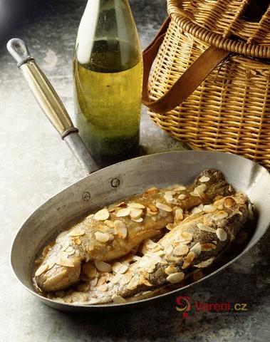 Pečení a smažení ryb