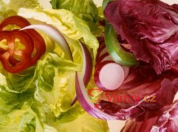 Vitamíny v podobě listové zeleniny