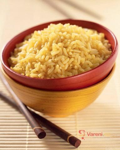 Rýže a její historie