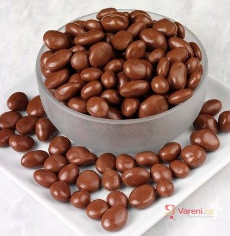 Karob místo kakaa