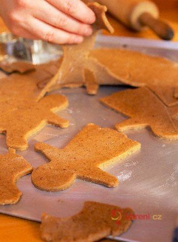 Základní druhy  vánočního cukroví