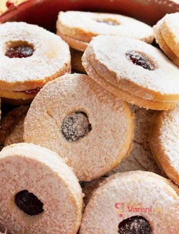 Druhy  vánočního cukroví, které nesmí chybět na vašem stole