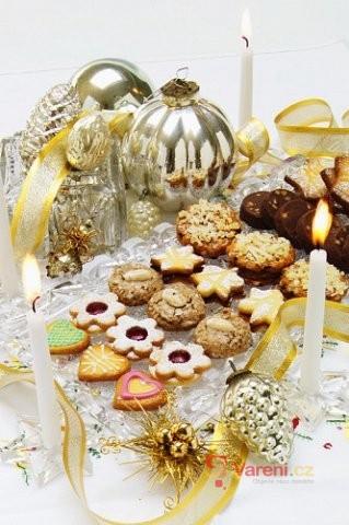 Druhy  vánočního cukroví 3.díl