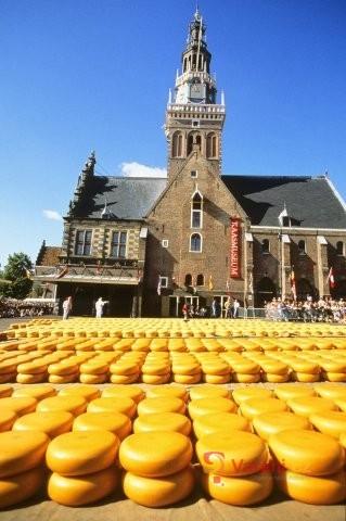 Holandsko a sýry