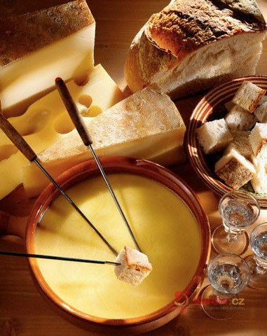 Francie - země sýrů
