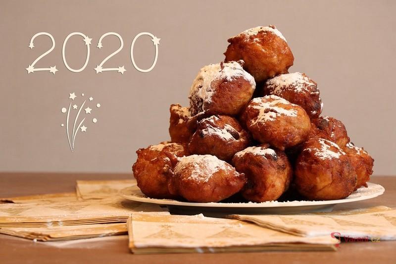 Přivítejme nový rok 2020 s chutí