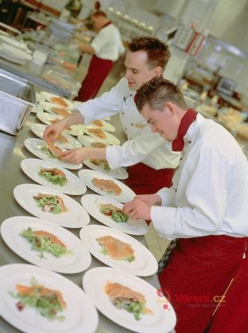 Čeští šéfkuchaři
