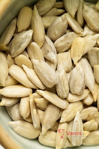 Zdravá olejnatá semínka