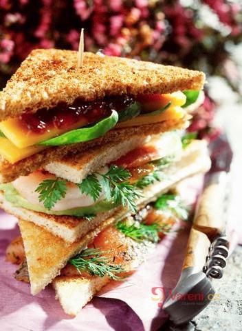 Toasty a sendviče
