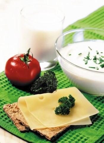 Mléčná kuchyně - mléko a sýry