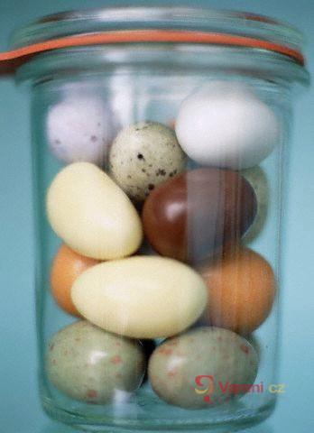 Skladování vajec