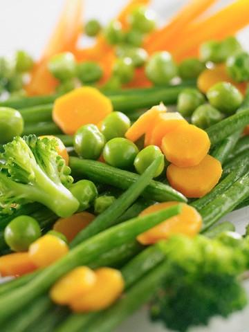 Jarní zelenina v našem jídelníčku 1.díl