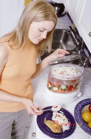 Základní tepelné úpravy - Vaření