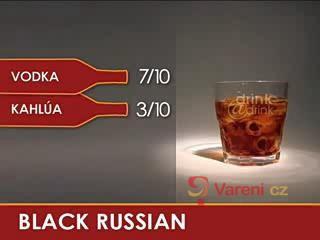 Black russian - jednoduchý videorecept