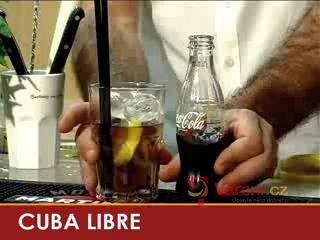 Cuba libre - jednoduchý videorecept