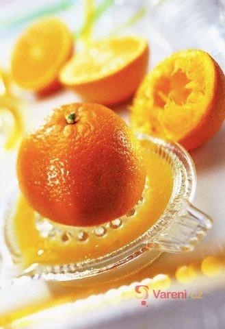 Ovoce a ovocné šťávy