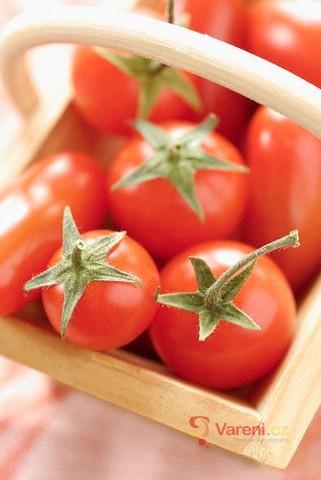 Rajčata zásobárnou vitamínů