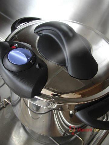 Papinův hrnec a tlakové vaření