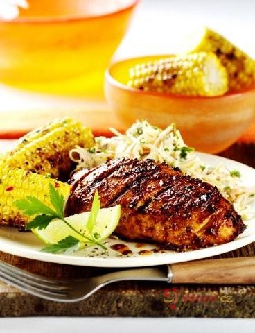 Kuře a vhodné koření