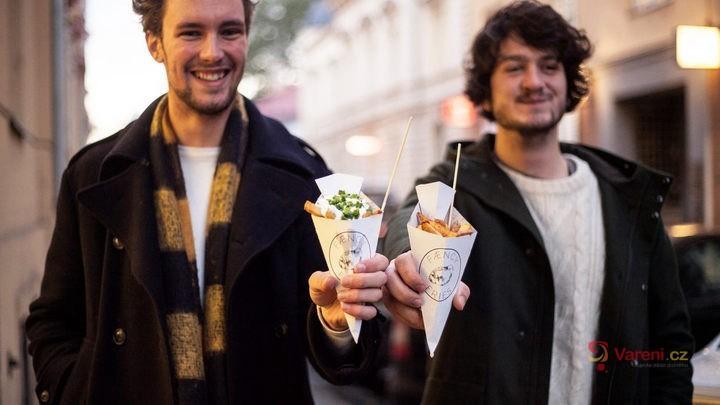 Gastromapa Lukáše Hejlíka: Hranolky z Ostravy dobývají i další města