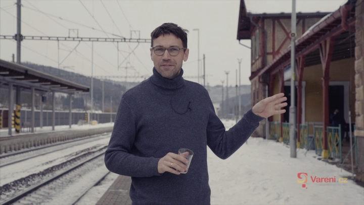 Gastromapa Lukáše Hejlíka: Nádražní kavárna v Ústí nad Orlicí - Stojí za to tu vystoupit