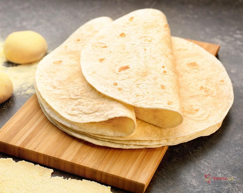 5 surovin a trocha trpělivosti: Tak málo stačí k výrobě levných domácích tortill