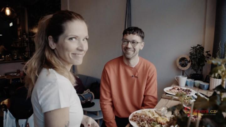 S Lukášem Hejlíkem z Gastromapy do Říčan na snídani!
