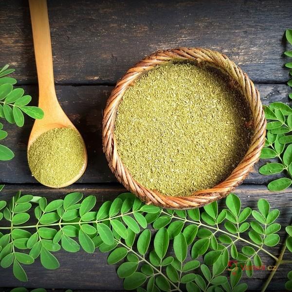 Moringa jako součást vašeho jídelníčku