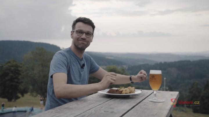 Hospoda U Čápa, pravá horská kuchyně a vlastní pivo! To je Gastromapa Lukáše Hejlíka z Příchovic.